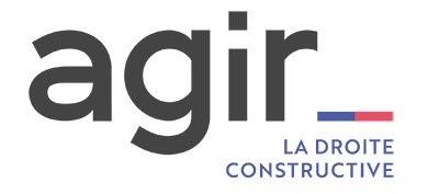 Les soutiens de plus forts au centre - francais du luxembourg - AGIR, la droite constructive